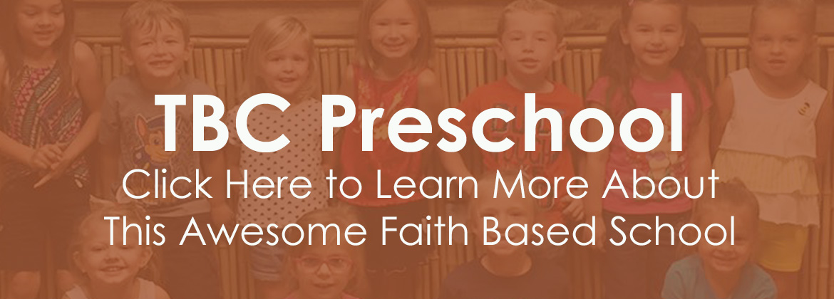 Temple Baptist Church Preschool Link